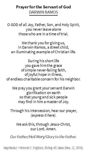Prayers – Darwin Ramos