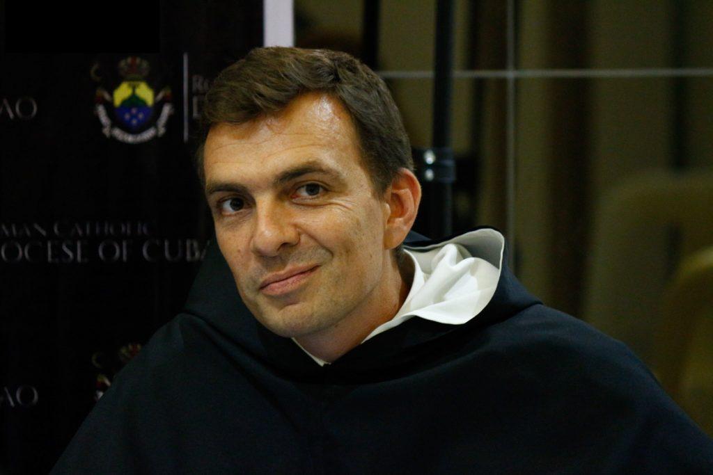 Le postulateur, Père Thomas de Gabory, OP